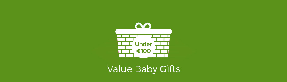 Baby Gifts Under €100